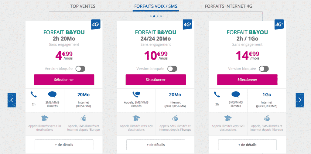 Forfaits-B&YOU