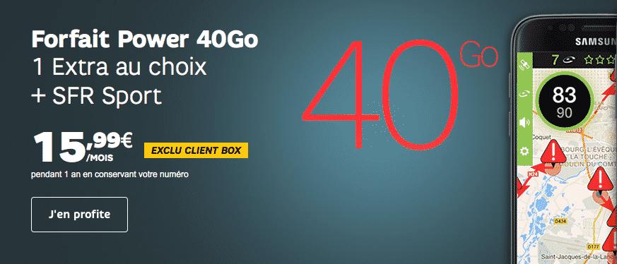 Power-40-GO-SFR