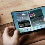 Samsung veut maintenant un smartphone pliable