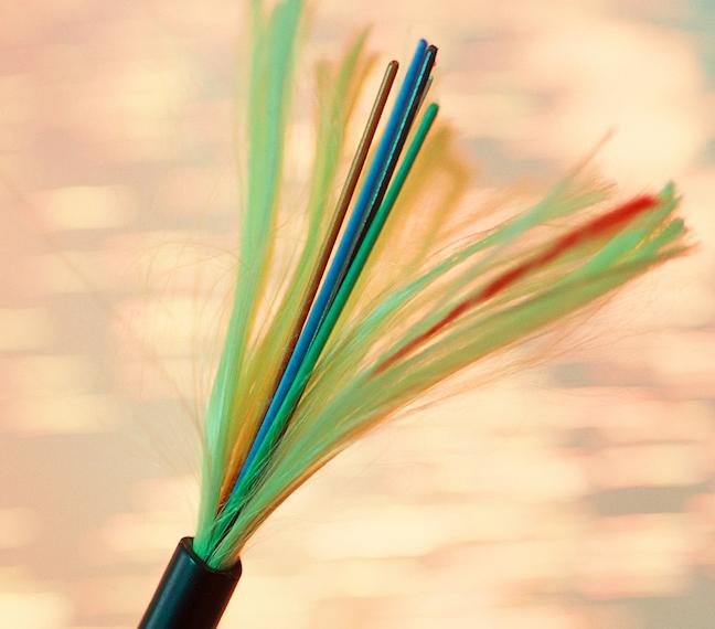 cables fibre optique