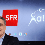 Un énième départ dans les hautes sphères de SFR : Michel Paulin s'en va