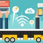 4G : quel opérateur sans engagement offre la meilleure couverture dans les transports ?