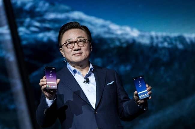 Annonce Galaxy S8 et S8+