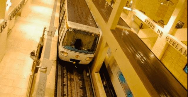Station de métro équipée en 4G pour bientôt.