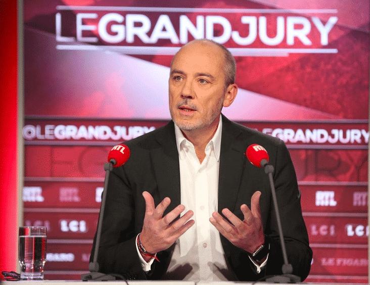 Stéphane Richard patron de Orange Bank