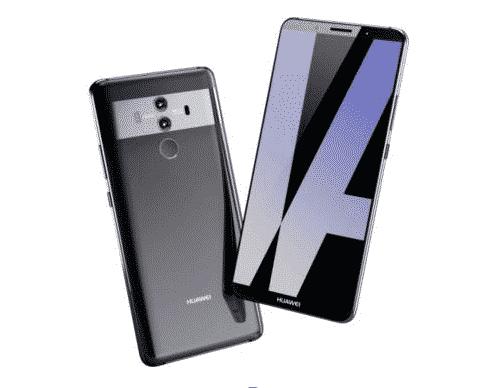 Huawei souhaite commercialiser le Huawei Mate 10 Pro aux États-Unis.