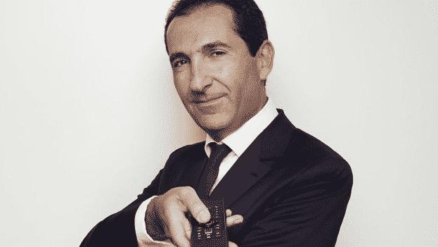 L'homme d'affaires Patrick Drahi est à la tête de SFR Altice.