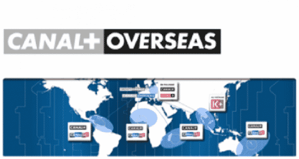 Free carte Canal Plus Overseas