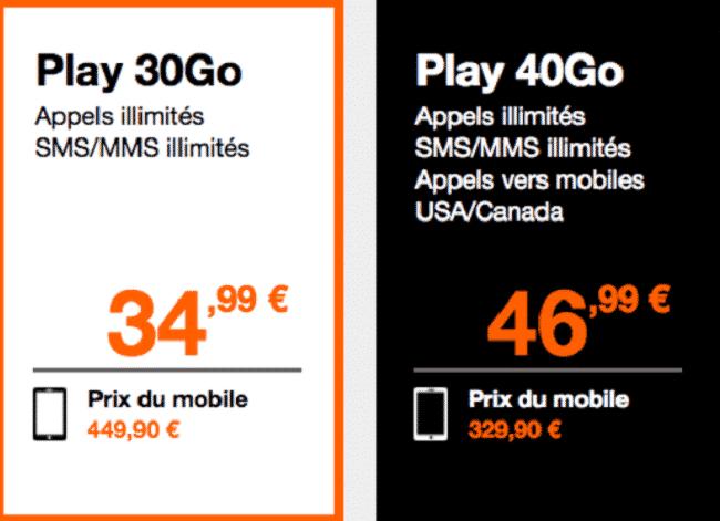 Free Mobile accuse forfait Orange