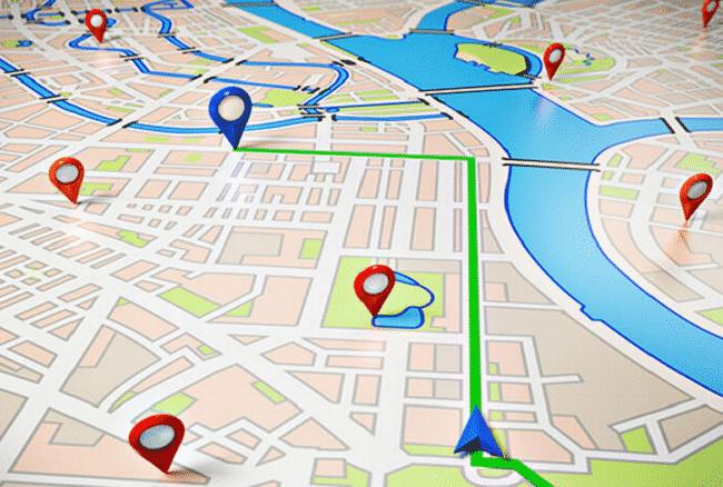géolocalisation données mobiles
