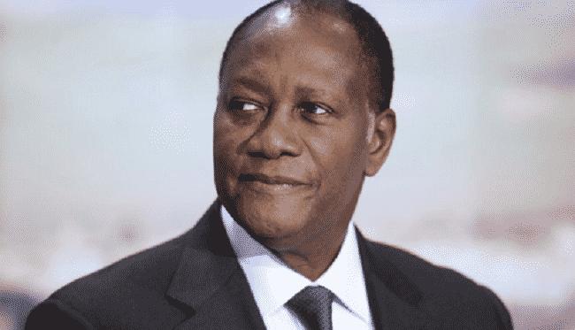 Free Photo Alassane Ouattara