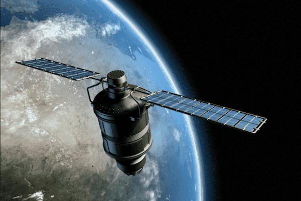 Alternative à fibre, Internet par satellite.
