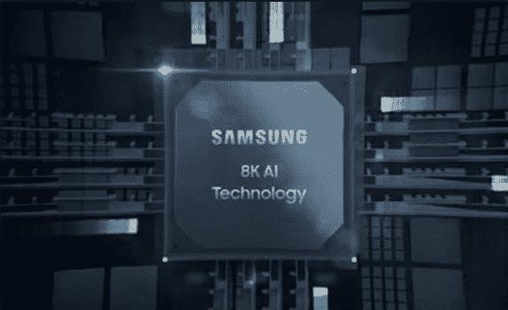 Samsung puces électroniques internet 3.0