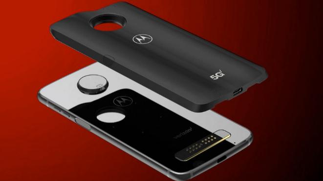 Le Module 5G de Motorola est un élément à part qui permet de rendre son motorola compatible avec la 5G.