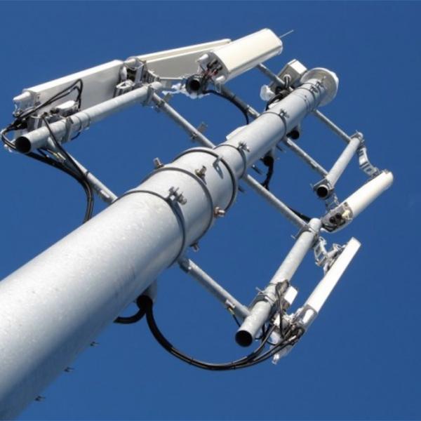 Infrastructures pour le déploiement de la 4G en France