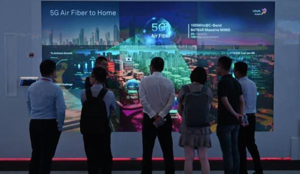 La 5G arrive dès la rentrée 2019 en Chine