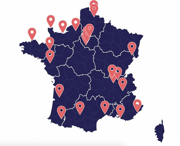 111 stations expérimentales 5G ont été autorisées en France par l'ANFR