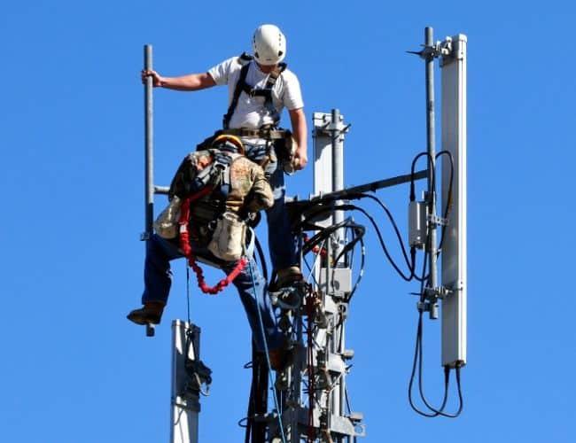 Les antennes 4G de Free mobile sont de plus en plus nombreuses.