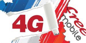 La 4G étendue par Free mobile prend de plus en plus de place en France.