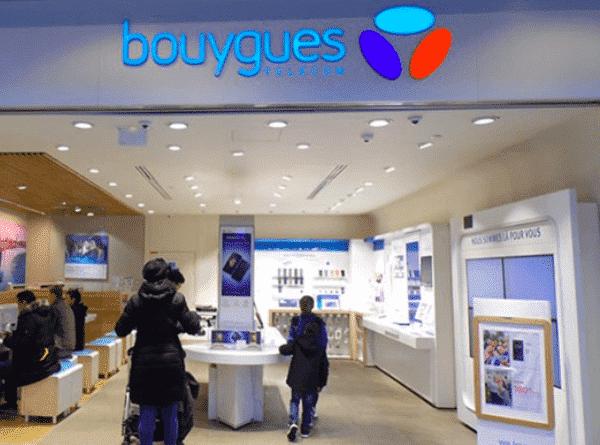 Bouygues Telecom n'a ouvert que 45 sites 4G sur novembre.