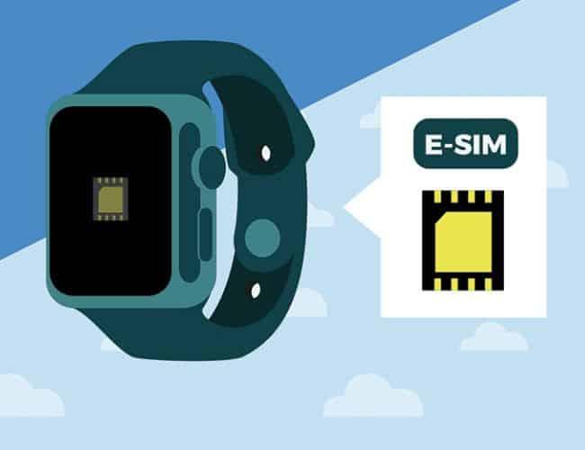 Déjà présente dans leur montre connectée, l'eSIM arrive désormais dans les smartphones de RED by SFR.