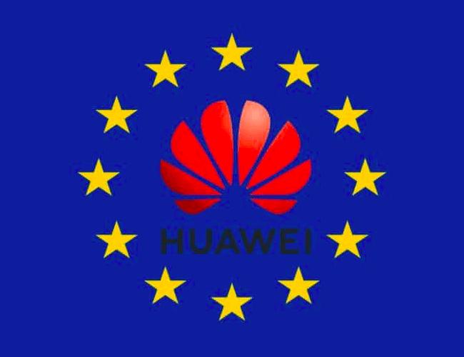 Huawei jette son dévolu sur l'Europe suite à son bannissement.