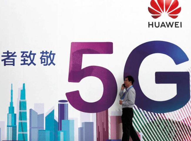 Huawei fait figure de précurseur en matière de 5G.