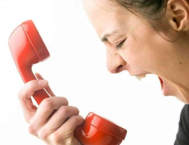 Les utilisateurs d'Orange n'ont plus de patience face aux appels intrusifs.